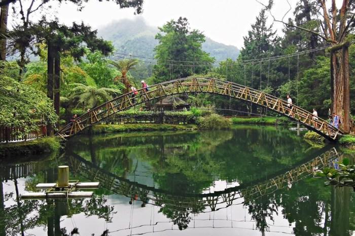 溪頭自然教育園區懶人包 訂房秘技+周邊景點美食