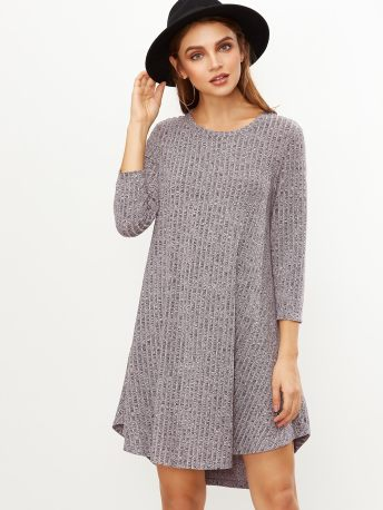This is one of the best winter dress outfits to wear!