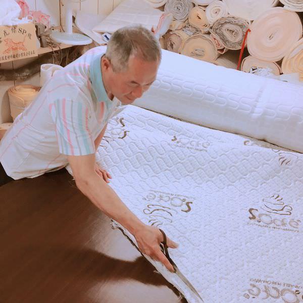 新莊老師傅 人情味手工床墊