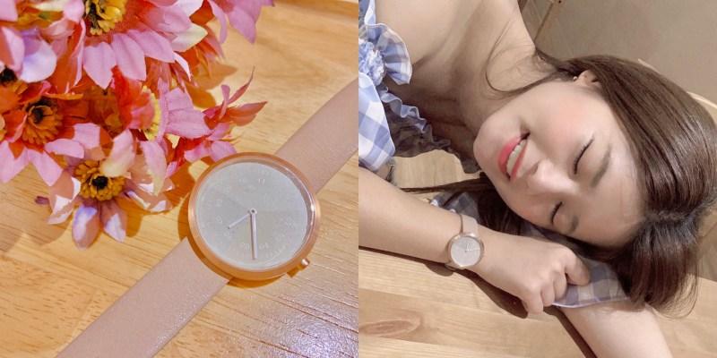 手錶就該這麼美!香港MAVEN WATCHES幾何系列女錶,極簡設計,質感知性文青路線,小資族、OL、任何場合都適用。