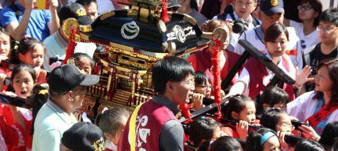 【北投】2012台北溫泉季-兒童神轎活動紀錄