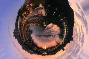 【PS教學】簡單製作小星球全景合成技巧-Photoshop教學修圖系列
