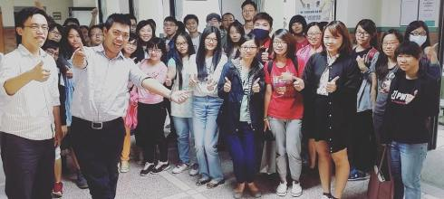 【Photoshop影像編修班】輕鬆上手Photoshop 靜宜大學TA進階研習營 講師:吳鑫