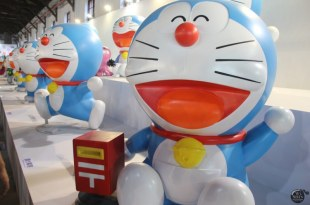 【哆啦A夢誕生前100年特展】台灣展-松山文創園區 4、5號倉庫
