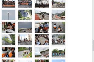 攝影專案-2012遊戲橘子關懷基金會單車環島紀錄攝影師