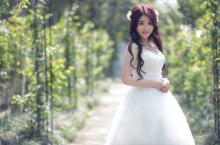 【自助婚紗攝影】台北士林官邸婚紗 單人白紗外拍