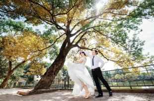拍婚紗準備輕鬆自助就上手!教學懶人包-婚紗攝影造型禮服須知