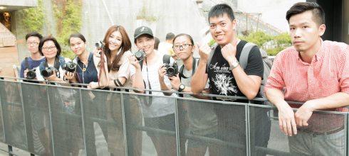 【單眼攝影班課程】攝影基礎入門好好玩公開班  講師:吳鑫