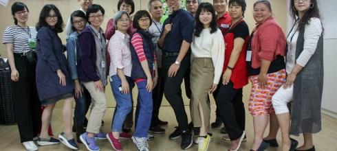 【手機攝影工作坊】活動記錄攝錄影課程 桃園市文化局 講師:吳鑫