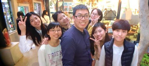 【IG網美必學的手機攝影課】台中范特喜微創綠光計劃 講師:吳鑫