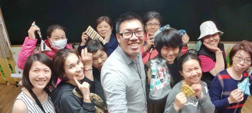 【手機商品攝影課程】宜蘭家扶幸福小舖方案  課程講師:吳鑫