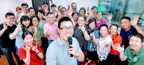 【手機商品攝影】新北市場攤位改造攤商技能提升課程 講師:吳鑫
