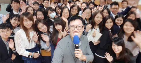 【企業教育訓練】社群經營必學的手機攝影課 群益期貨金融集團 講師:吳鑫