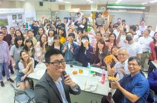 【手機美食攝影課】致理科技大學 塩胖品牌導入數位行銷之產學合作 講師:吳鑫