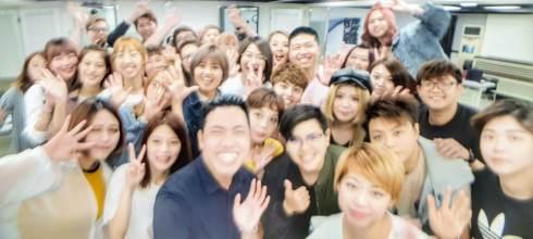 【手機美髮攝影企業教育訓練】曼都美髮菁英班 台北總部場 講師:吳鑫