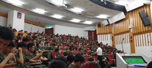 【時間管理講座】國防醫學院  用時間打造夢想藍圖  講師:吳鑫