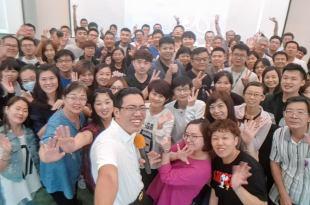 統一企業教育訓練店經理特訓 手機商品美學攝影課  講師:吳鑫