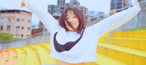 【彩/色】人像攝影外拍攝影集 Photographer / 吳鑫+Model/ 起司/板橋第一運動場