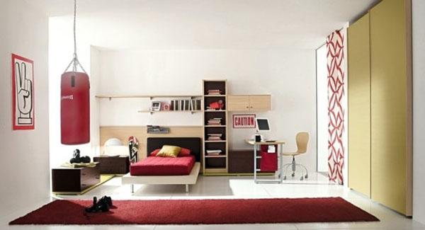 Some room ideas for teenage boys. - ShockBlast on Bedroom Ideas For Guys  id=77306