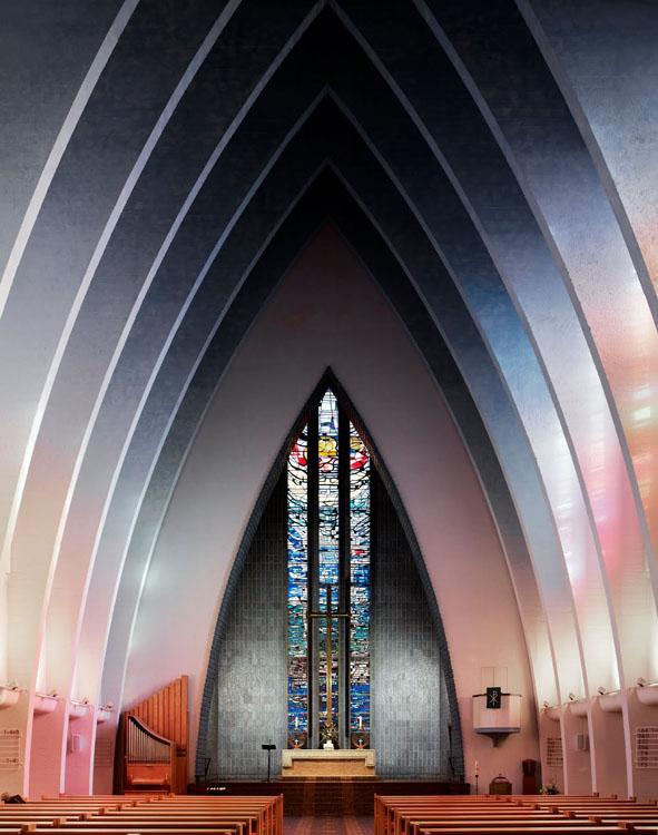 Modern Churches from Around the World @ ShockBlast