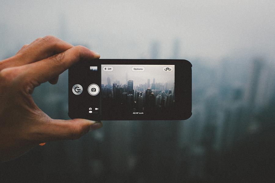 التقاط صور احترافية عبر الهاتف الذكي