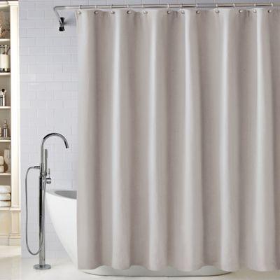 wamsutta diamond matelasse 54 x 78 shower curtain in light grey