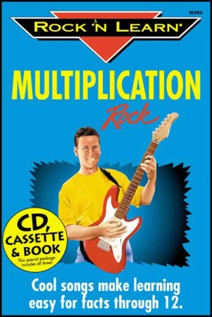 ROCK N LEARN RL-905 MULTIPLICATION ROCK CD from ...