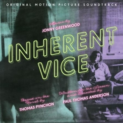 Inherent Vice 性本惡 電影原聲帶 性本惡 電影原聲帶 Inherent Vice (Original Motion Picture Soundtrack) from friDay音樂 at SHOP.COM TW