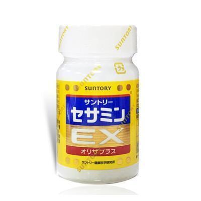 三得利suntory芝麻明ex 90錠/瓶(中標臺灣公司貨) from 松果購物 at SHOP.COM TW