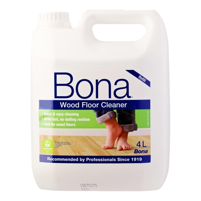 Bona Wood Floor Cleaner Refill 4l From Eamart Singapore At Shop Com Sg