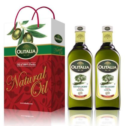 Olitalia奧利塔精緻橄欖油禮盒組(1000mlx2瓶) from 臺視真享購網站 at SHOP.COM TW