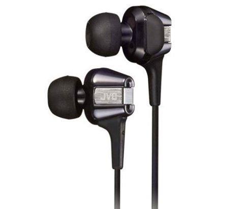 JVC HA-FXT200 全新香港代理保養 雙動圈 單元 鈦金屬塗層 低音純淨 Headphones耳機