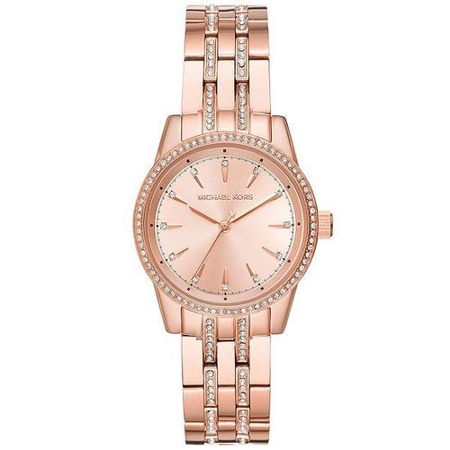 Michael Kors 點綴簡約腕錶 不鏽鋼錶帶 美國代購正品真貨MK手錶 MK3910
