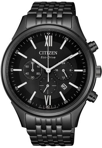 萬年鐘錶 Citizen星辰錶 光動能男錶 CA4415-81E