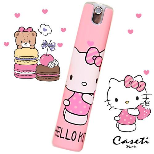 【Hello Kitty X Caseti】購物凱蒂 香水分裝瓶 旅行香水攜帶瓶