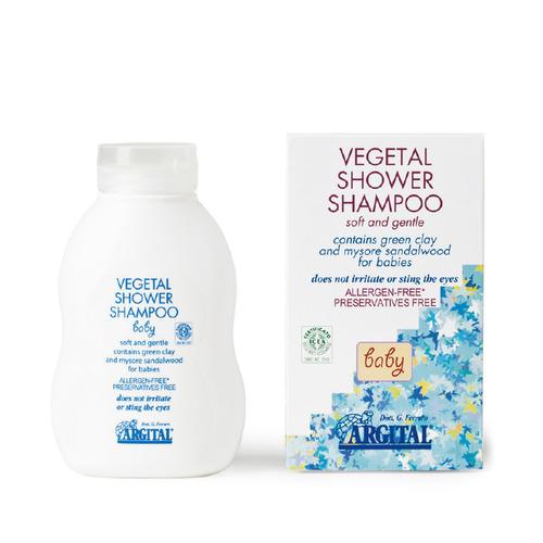 幼嫩有機洗髮沐浴乳/ Vegetal Shower Shampoo