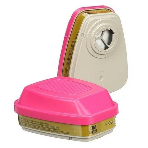 3M™ 60926 P100 防多種氣體濾罐 綜合濾罐
