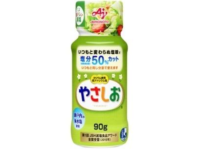 Ajinomoto 健康鹽 18個月起