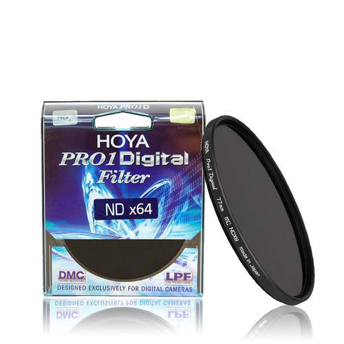 HOYA PRO1 Digital ND64減光鏡