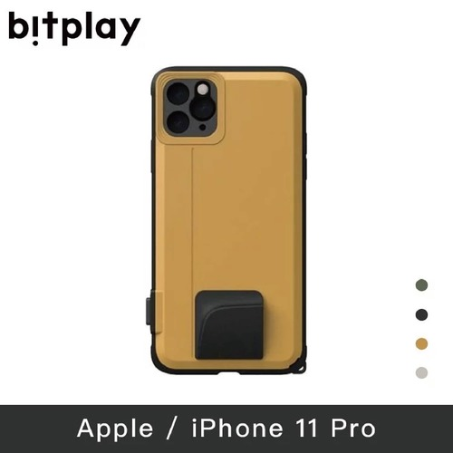 【bitplay   SNAP! for iPhone 11Pro 手機殼 - 黃色