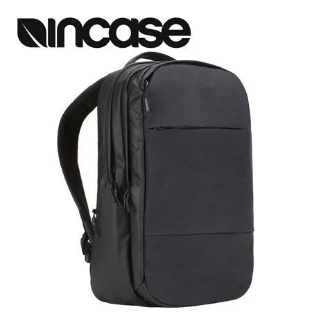 【INCASE】City Backpack 15吋 城市雙層筆電後背包 (黑) 2020年最推薦的品牌都在friDay購物