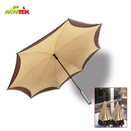【AKWATEK】反折傘3入 AK-13001|2020年最推薦的品牌都在friDay購物