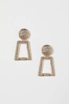 Door Knocker Earring