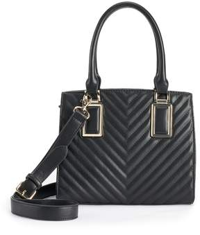 Apt. 9 Quilted Satchel at Kohl's
