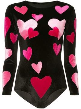 Alexia Hentsch Stretch Love Heart Top