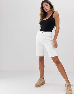 ASOS High Rise Shorts