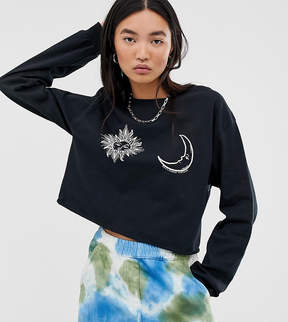 Reclaimed Vintage Stars and Moons Sweater
