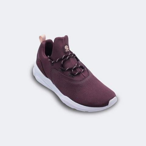 C9 Champion Women's Exert Knit Athletic Sneakers - C9 Champion® Burgundy