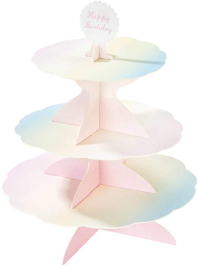 Bubblegum Balloons We Heart Pastels Cake Stand