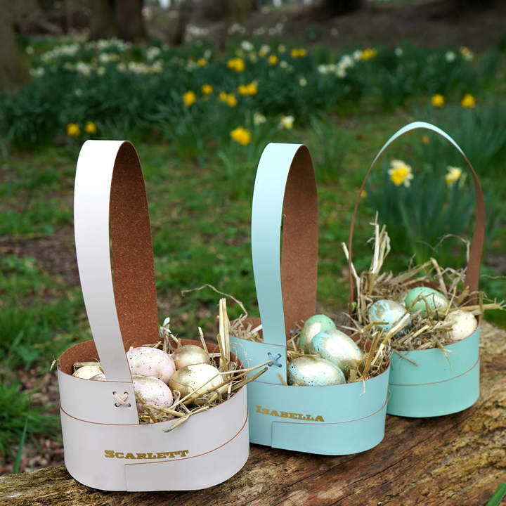 Undercover Personalised Easter Basket
